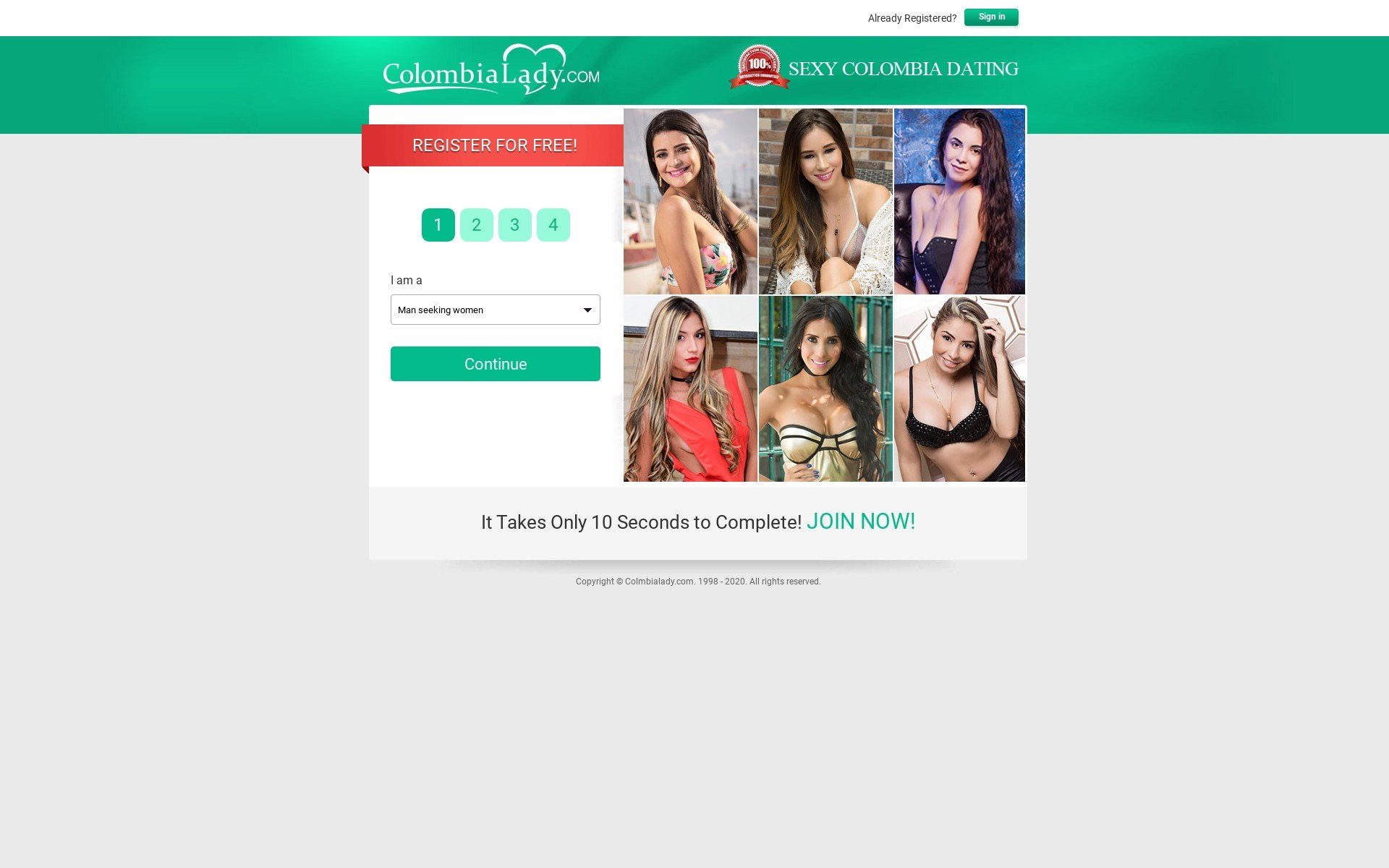 Colombia Lady Dating Site Post Thumbnail