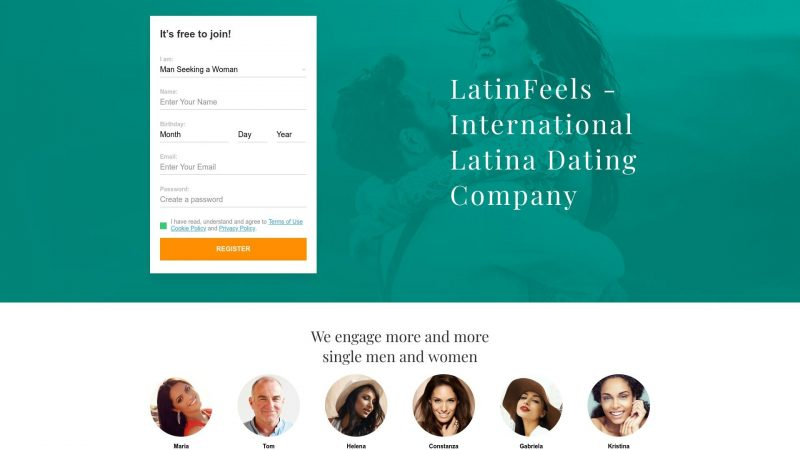 Latin Feels Dating Site Post Thumbnail